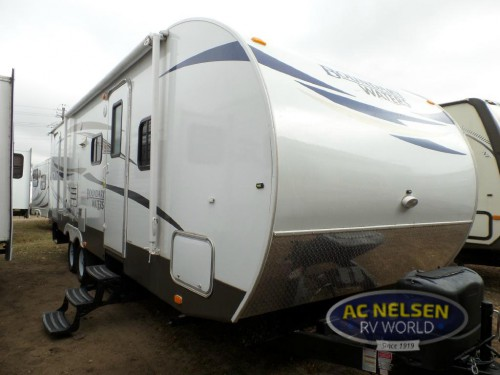 2015 CrossRoads Boundry Water 272BH Travel Trailer