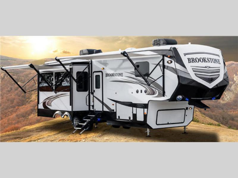 Brookstone Fifth Wheel Review Redesigned With You In Mind Ac Nelsen Rv Blog
